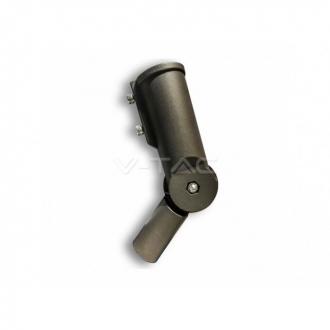 Pohyblivý adaptér pre pouličné osvetlenie 48 mm