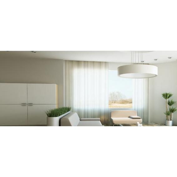 LED stropné svietidlo 145W, teplá biela