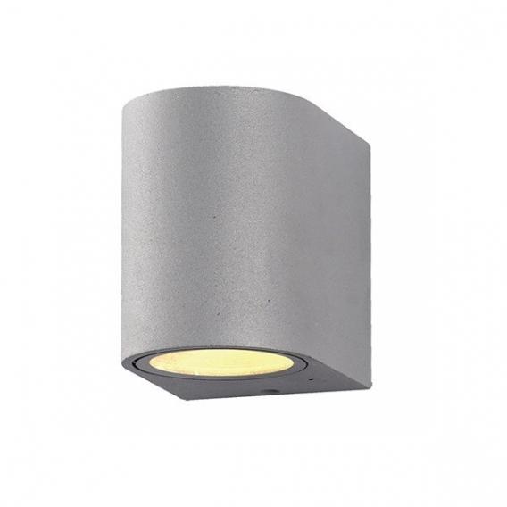 Nástenné svietidlo Silver GU10