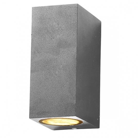 Nástenné svietidlo Silver 2xGU10