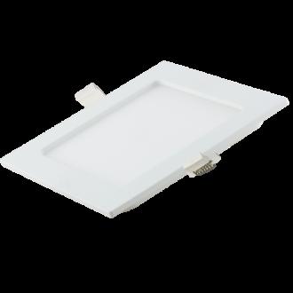 Zapustený LED panel štvorec 18W nastaviteľná svietivosť