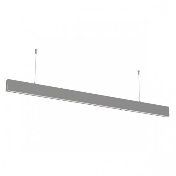 Závesná lampa lineárna SILVER