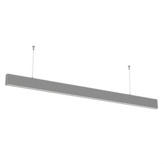 Závesná lampa lineárna SILVER 50W
